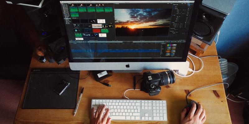 video montaza